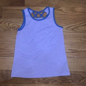 Light purple Champion tank top